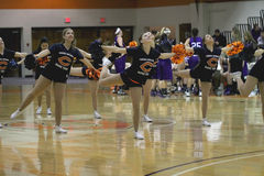 Carroll University Dance Team Immagine Stock