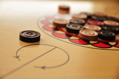 Carrom Stock Photography