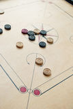 Carrom board Stock Photography