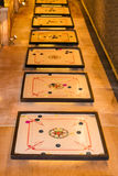 Carrom boards Royalty Free Stock Image