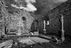 Carron Kirche Lizenzfreies Stockfoto
