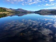 Carron Loch Royalty-vrije Stock Fotografie