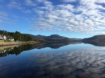 Carron Loch Stock Afbeeldingen