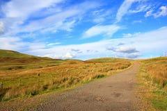Carron Valley, Campsie Hills, Scotland, UK Stock Photography