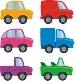 Carros Imagem de Stock Royalty Free