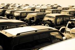 Carros Foto de Stock