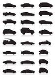 Carros Ilustração Stock