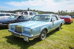Carros americanos Imagem de Stock Royalty Free