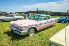Carros americanos Fotos de Stock Royalty Free