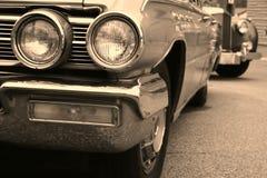 Carros americanos do músculo Foto de Stock Royalty Free