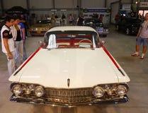 Carros americanos luxuosos Foto de Stock