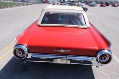 Carros antigos velhos Imagens de Stock Royalty Free