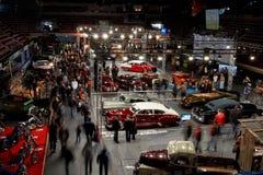 Carros clássicos Foto de Stock Royalty Free