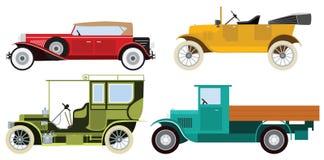 Carros clássicos Imagem de Stock