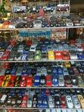 Carros da coleção Imagem de Stock