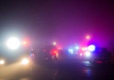 Carros de bombeiros Imagens de Stock