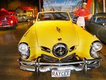 Carros do clássico do vintage Imagem de Stock