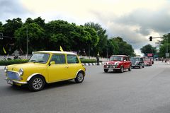 Carros do vintage Imagem de Stock