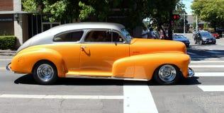 Carros do vintage Fotografia de Stock Royalty Free