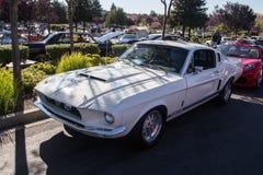 Carros e café de Blackhawk 6 de julho de 2014 Foto de Stock