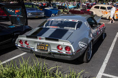 Carros e café de Blackhawk 6 de julho de 2014 Fotos de Stock Royalty Free