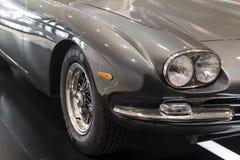 Carros luxuosos do vintage Imagem de Stock Royalty Free