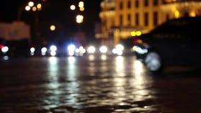 Carros na cidade da noite filme
