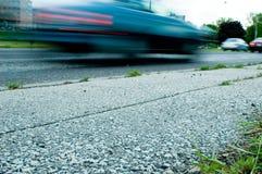 Carros rápidos Fotografia de Stock Royalty Free