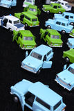 Carros Trabant Foto de Stock Royalty Free