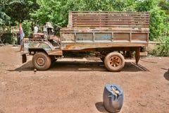 Carros velhos Imagem de Stock