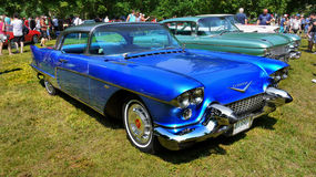 Carros velhos luxuosos, Cadillac Fotos de Stock Royalty Free