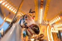 Carrossel Fotografia de Stock Royalty Free