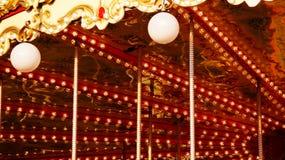 Carrossel nos detalhes Imagem de Stock Royalty Free