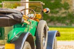 Carrosserie van uitstekende auto royalty-vrije stock fotografie