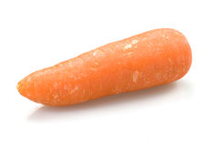 Carrot. A carrot on a white background Royalty Free Stock Images