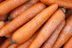 Carrot. The background of orange carrot Royalty Free Stock Images