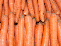 Carrot. Stack.In my gallery you can find more vegetable concept Stock Photo