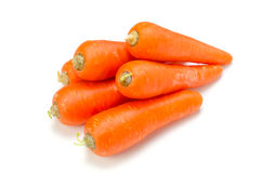 Carrot. Cooking ingredient series    carrot. for adv etc. of restaurant,grocery,and others Royalty Free Stock Photo