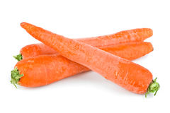 Carrot. Vegetable carrot isolated on white background Stock Photo