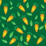 Carrot background Stock Photography