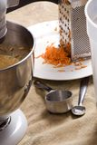 Carrot Cake 001 Royalty Free Stock Image