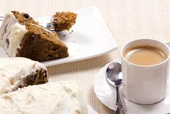 Carrot Cake 009 Royalty Free Stock Image