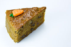Carrot cake Stock Photo