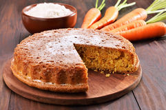 Free Carrot Cake Stock Photography - 44164182