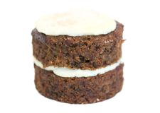 Carrot cake Stock Photos