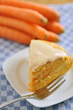 Carrot Cake Royalty Free Stock Image