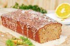 Carrot cake Stock Photography