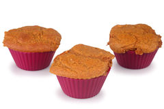 Carrot Cake Muffins Royalty Free Stock Images