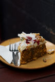 Carrot Cake Stock Images
