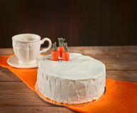 Carrot cake Royalty Free Stock Photos
